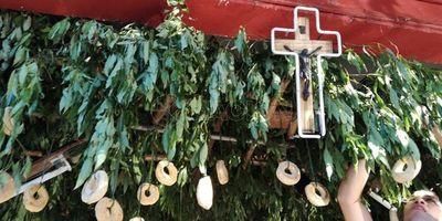 Kurusu Ára: tradición que se celebra con pesebre, chipas y rosarios de maní