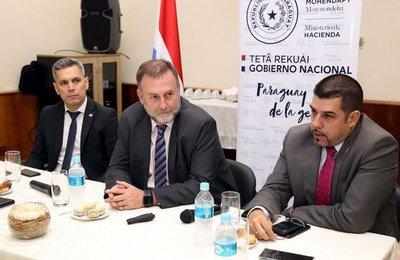 El martes presentarían reforma impositiva