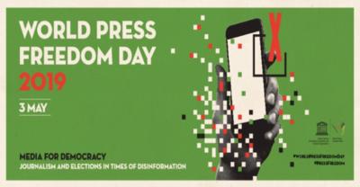 Se celebra hoy el día mundial de la libertad de prensa