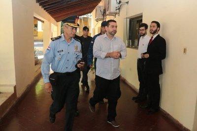 Abogado asegura que Oviedo Brítez no negoció en nombre del EPP