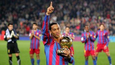 Ronaldinho jugará en Barrio Obrero