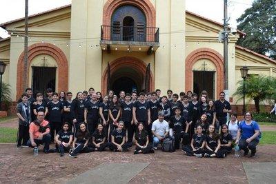 Estudiantes de Fernando de gira por San Juan
