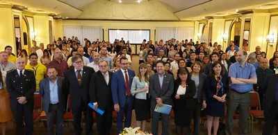 Gobierno ratifica compromiso en fortalecer la seguridad y salud ocupacional