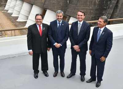 El próximo 10 de mayo se dará la palada inicial de las obras para el segundo Puente que construirá ITAIPU