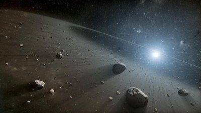 Diseñan estrategia para defender a la Tierra de impacto de asteroides