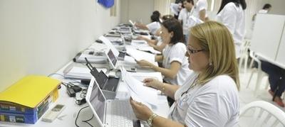 Resultados del TREP estarán disponibles en la web de la  Justicia Electoral