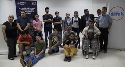 Sinafocal forma a emprendedores con discapacidad limitada