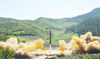 EE.UU. dice estar atento a prueba balística de Corea del Norte