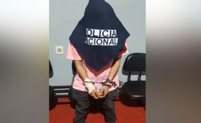 """Acusada por intentar meter """"plancha"""" de LSD a la cárcel de mujeres"""