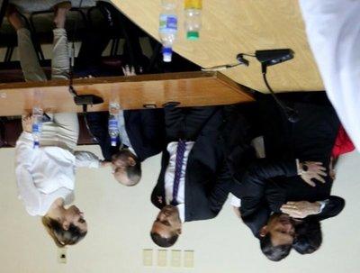 Senado le tiene que expulsar al condenado Víctor Bogado