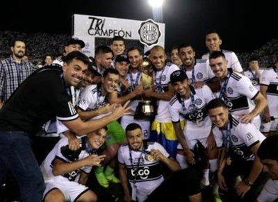 El más glorioso del fútbol paraguayo sumó su estrella 43