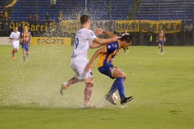 Reprogramaron el partido entre Luqueño y Cerro Porteño que fue suspendido