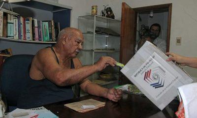 Implementan voto en casa