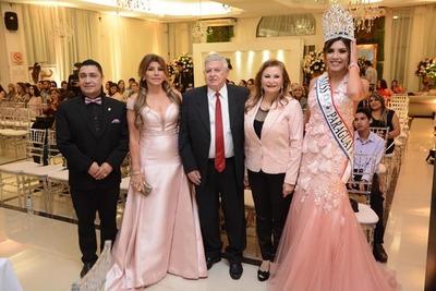 Alma Salinas, de Mallorquín, electa Miss Alto Paraná 2019