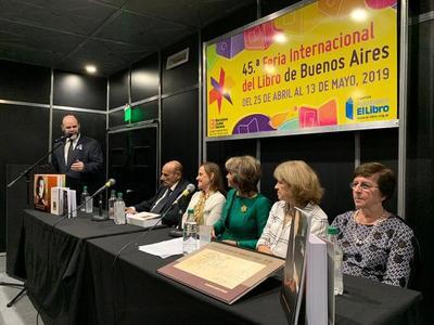 CCR Cabildo presentó sus recientes ediciones en Buenos Aires