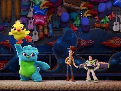 El viaje de Pixar hasta Toy Story 4