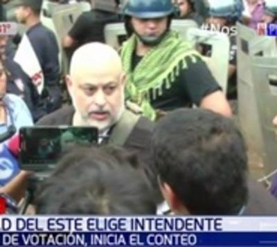 """Paraguayo Cubas a Kelembú: """"Es lo que se puede esperar de él"""""""