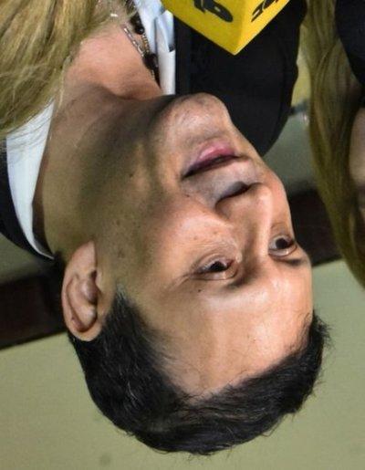 Exigua condena a Bogado podría quedar en el oparei