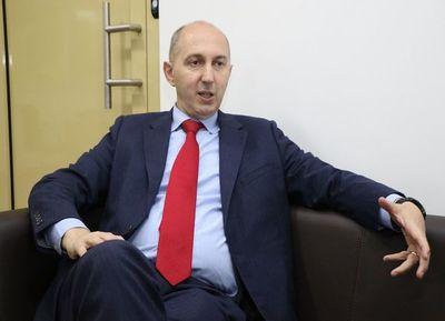 """""""Nos importa que Paraguay vea a la UE como a un socio privilegiado"""""""