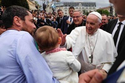 En Bulgaria, el Papa volvió a pedir compasión por los inmigrantes