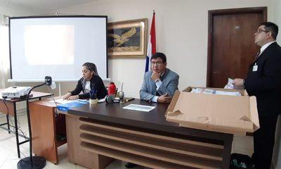 Tribunal Electoral de Alto Paraná inicio cómputo definitivo de elecciones en Ciudad del Este