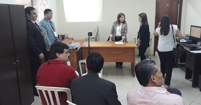 Tribunal Electoral de Alto Paraná inició cómputo definitivo