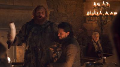 Starbucks is coming: El error de Game of Thrones en su último episodio