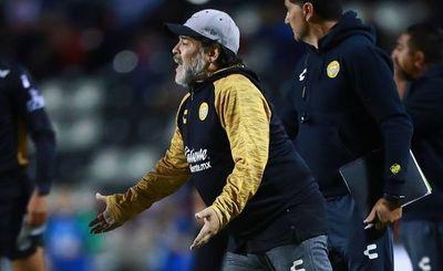 El pobre futbol de Maradona en Sinaloa
