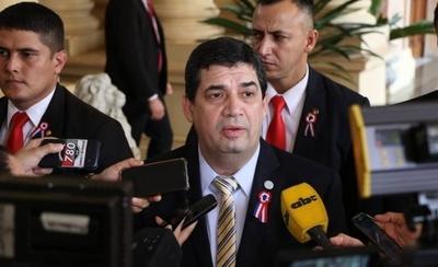 HOY / Mafia financió para que colorado no gane en CDE, alega vicepresidente