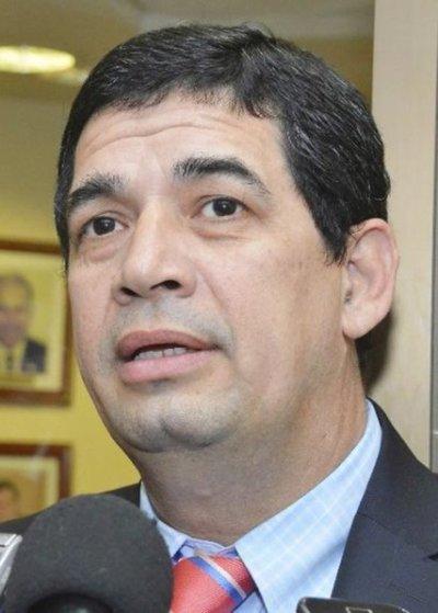 Hugo Velázquez dijo que él no es el mariscal de la derrota en CDE