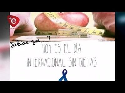 HOY 06 DE MAYO ES EL DÍA INTERNACIONAL SIN DIETAS