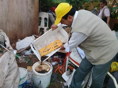 Alto Paraná y Amambay concentran la mayor cantidad de casos de Dengue