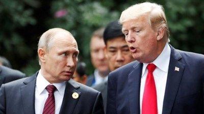 Trump habló con Putin sobre crisis venezolana