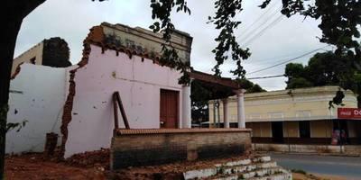 Jóvenes advierten sobre destrucción de patrimonio cultural de Capiatá