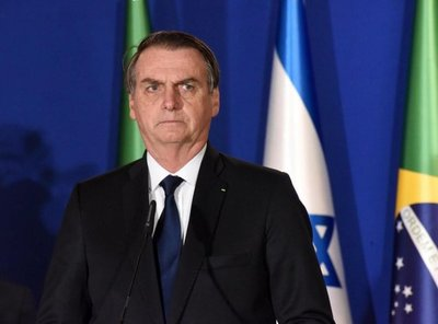 Bolsonaro evalúa ir a Texas para recibir homenaje de Cámara de Comercio