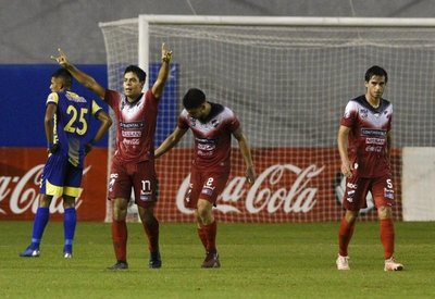 Guaraní y Nacional triunfaron en la fecha 20ª del campeonato