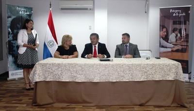 Procuraduría General concreta traspaso del Edificio Excelsior al MEC