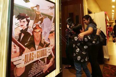Primer largometraje animado paraguayo presentó teaser