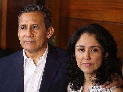 Humala afronta pedido de 20 años de prisión por lavado de activos