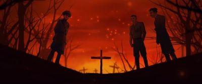 "Teaser del largometraje animado paraguayo ""Alas de Gloria"""