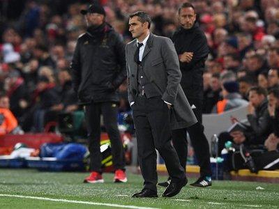 """Valverde: """"Cuando ganan 4-0 no hay que poner excusas"""""""