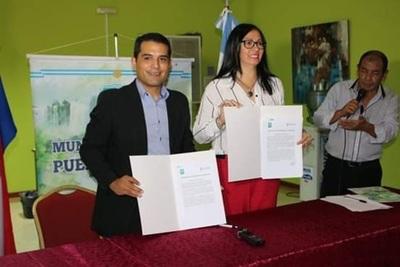 Quieren instalar teleférico para unir Franco con Puero Iguazu