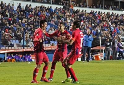Cerro Porteño salva el empate y es primero en su grupo