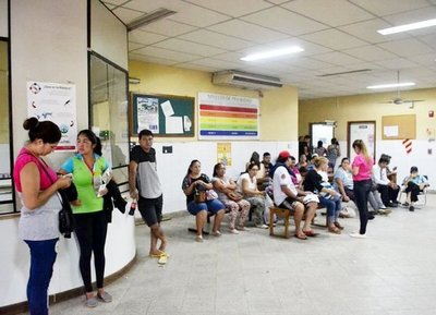 Hospital de Caacupé no realiza estudios por falta de reactivos