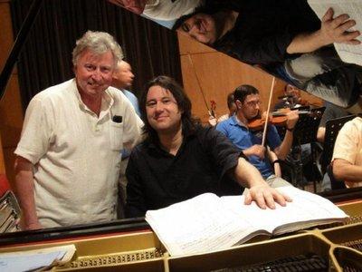 Gala sinfónica francesa, con la OSCA y pianista invitado
