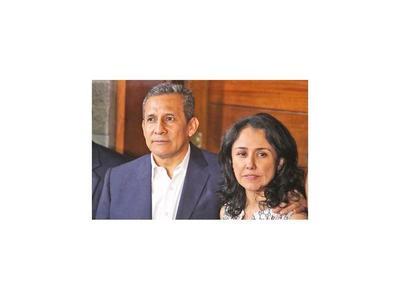 Ex presidente  Humala se expone a 20 años de cárcel por lavado