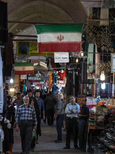 Las sanciones de EEUU llevan al borde de la pobreza a la nación iraní
