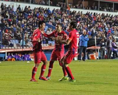 Cerro Porteño gana su grupo en la Libertadores