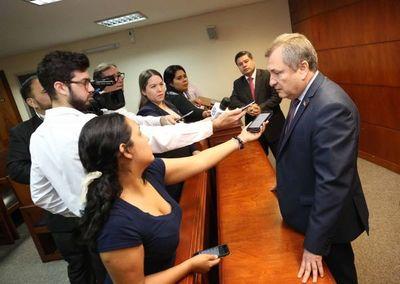 Resultados auspiciosos tuvo reunión con presidente Abdo