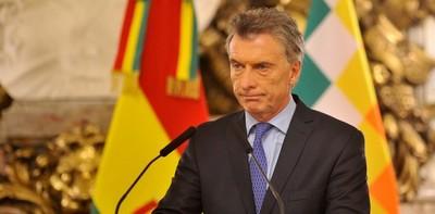 """Argentina: Por """"marketinero"""", rechazan proyecto de Macri"""